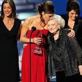 SAG-Awards: Beste Darstellerin in einer Comedy-Serie Betty White (Hot In Cleveland)