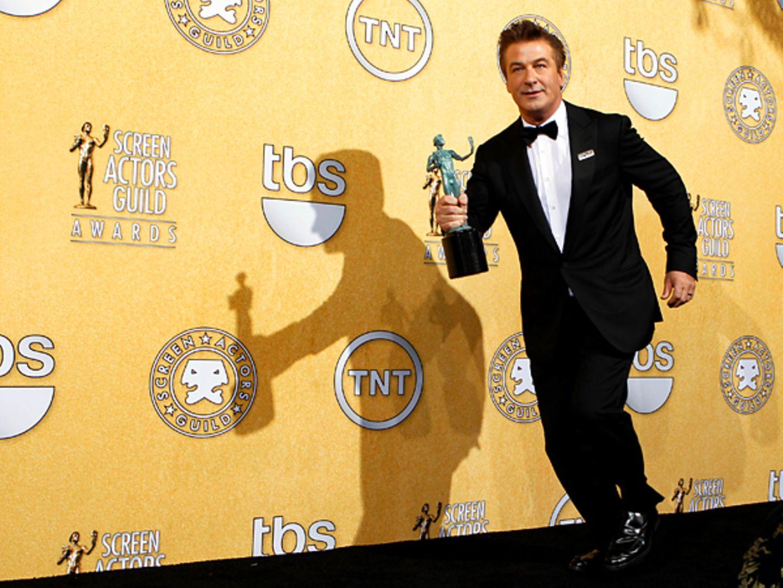 SAG-Awards: Bester Darsteller in einer Comedy-Serie Alec Baldwin (30 Rock)