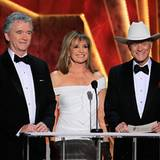 SAG-Awards: Patrick Duffy, Linda Gray und Larry Hagman