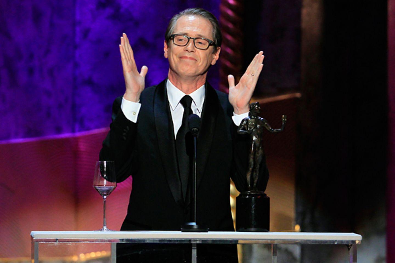 SAG-Awards: Bester Darsteller in einer Drama-Serie Steve Buscemi (Boardwalk Empire)