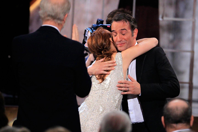 SAG-Awards: Bester Hauptdarsteller Jean Dujardin (The Artist)