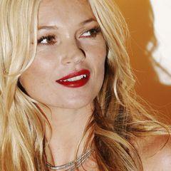 4. Kate Moss                                   Vermögen: ca. 60 Millionen Euro                                    Nationalität: britisch