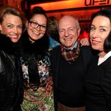 Maren Segrt-Guba, Nicole Mrosek, Juergen Buckenmaier und Martina Cruse