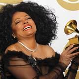 """Diana Ross freut sich über ihren """"Lifetime Achievement Award""""."""