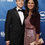 Comedian Michael Mittermaier und seine Frau Gudrun Allwang