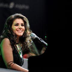 Sängerin Katie Melua