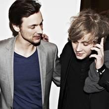 Jung sind sie, wild sind sie - und sehr erfolgreich: David Kross, Florian David Fitz und Matthias Schweighöfer beim Medienboard-