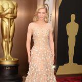 2014: Cate Blanchett in Armani Privé