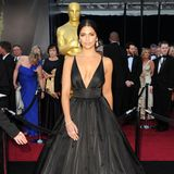 2011: Camila Alves in Kaufman Franco