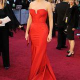 2011: Sandra Bullock in Vera Wang