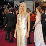 2011: Gwyneth Paltrow in Calvin Klein