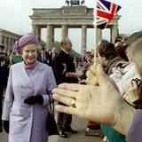 21. Oktober 1992: Die Queen und Prinz Philip besuchen das vereinte Deutschland.