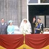 11. April 1981: Märchenhochzeit: Prinz Charles heiratet Diana Spencer.