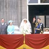 11. April 1981: Märchenhochzeit: Prinz Charles heiratet Diana Spencer.