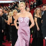 2010: Charlize Theron in Dior