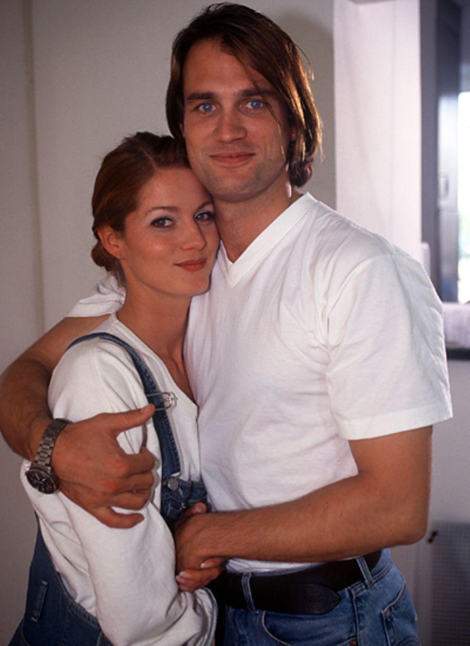 Star Paare: Esther Schweins und Ralf Bauer
