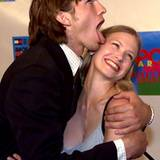 Star Paare: Ashton Kutcher und January Jones