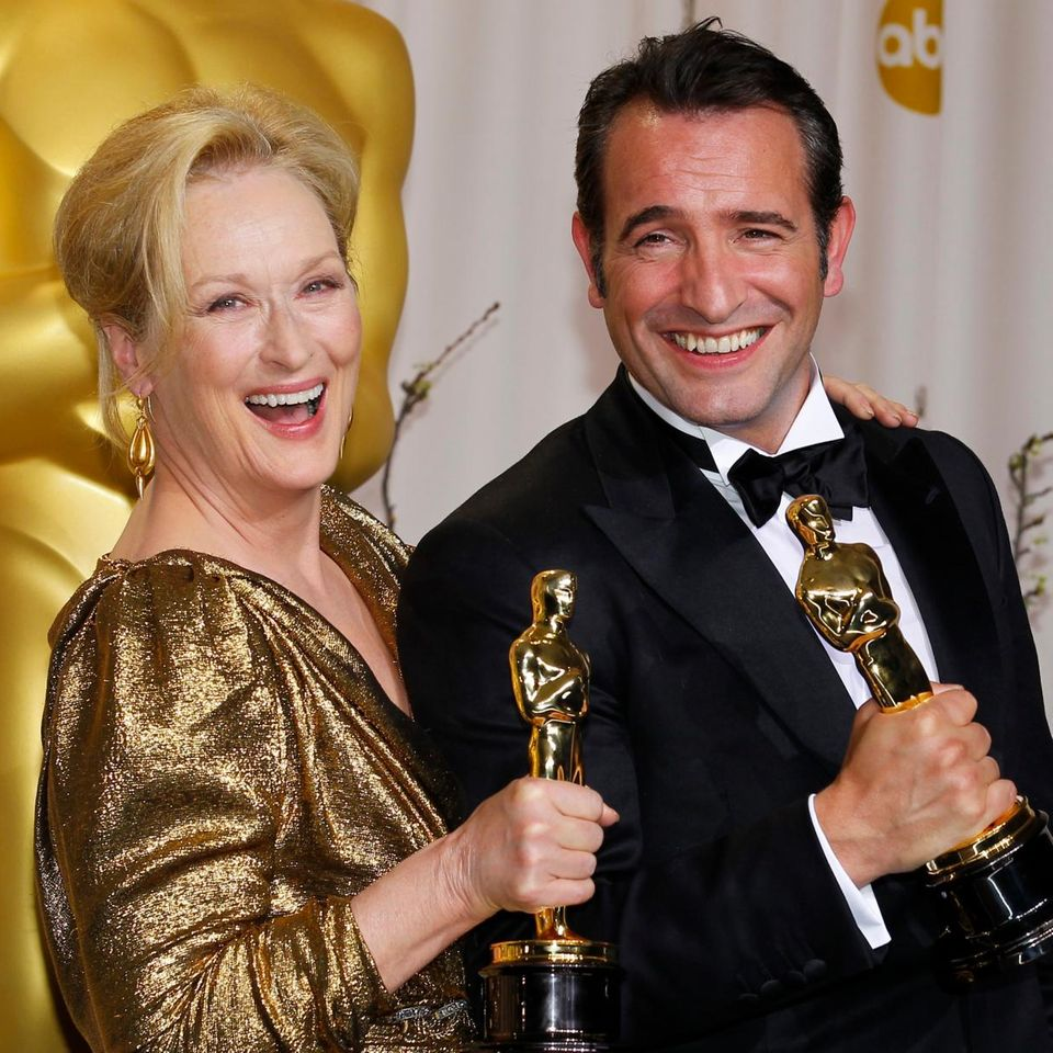 Meryl Streep, Jean Dujardin