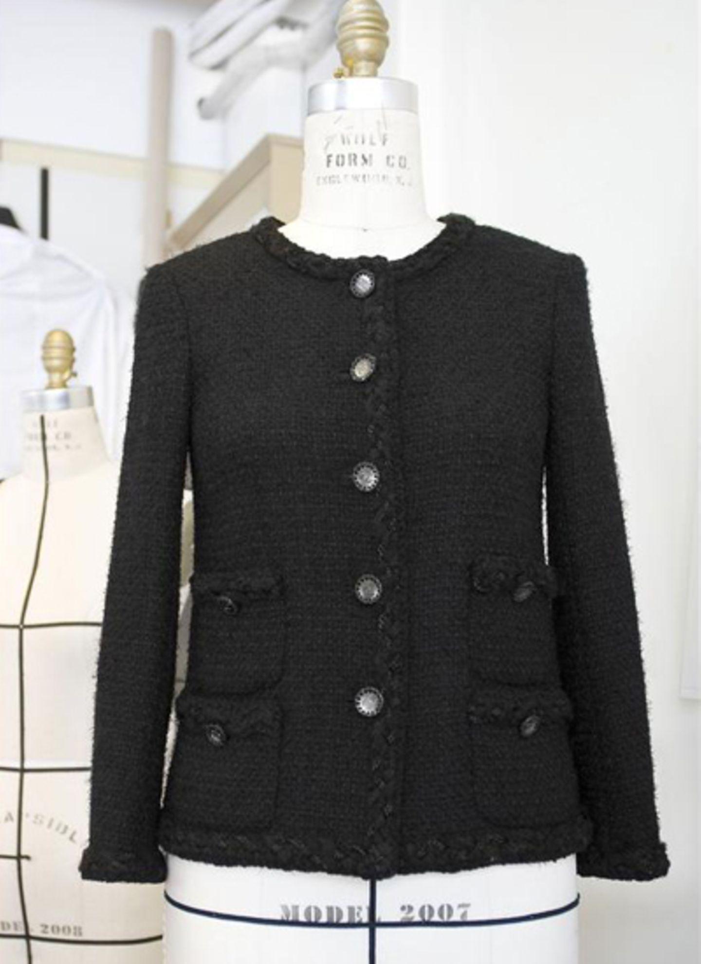 Chanel-Jacke: Wussten Sie schon, dass... | GALA.de