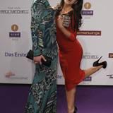Jasmin Wagner und Fernanda Brandao