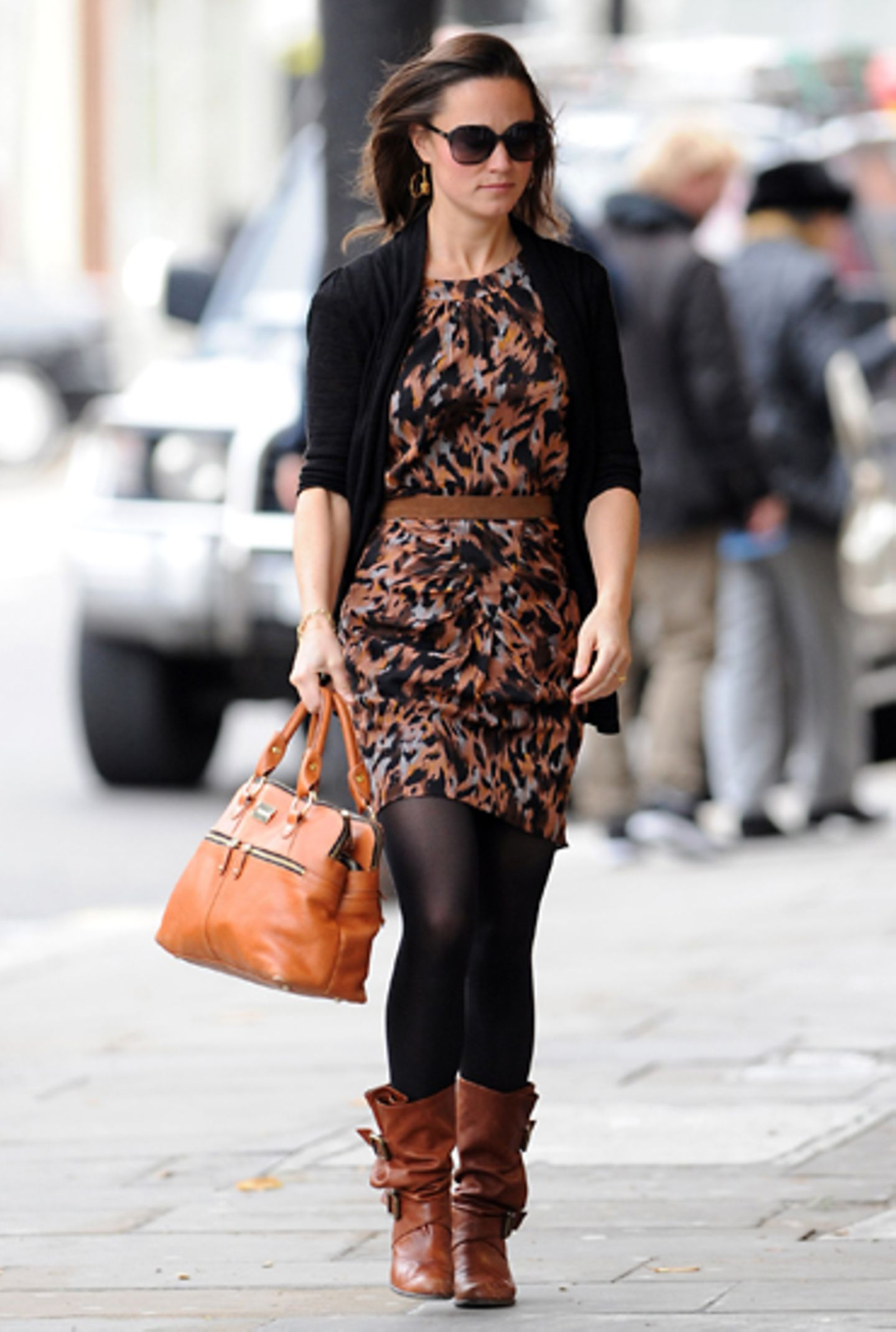 Print-Kleider - Pippa Middleton