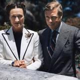 Wallis Simpson (mit Ehemann Edward VIII.) reiste aus Liebe zu Cartiers edlen Tierbroschen immer wieder nach Paris.