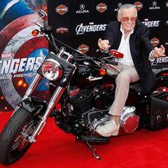 The Avengers: Stan Lee