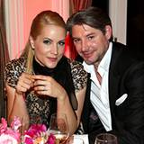 Moderatorin Judith Rakers-Pfaff mit ihrem Mann Andreas Pfaff