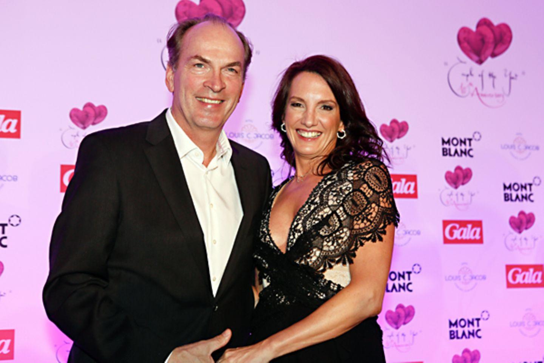 "Unsere strahlendes ""Kreativ Couple"": Herbert und Christiane Knaup"