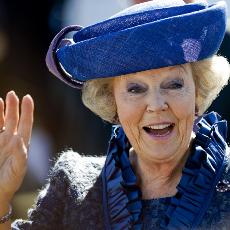 Königin Beatrix besucht am diesjährigen Königinnentag das Städtchen Rhenen.