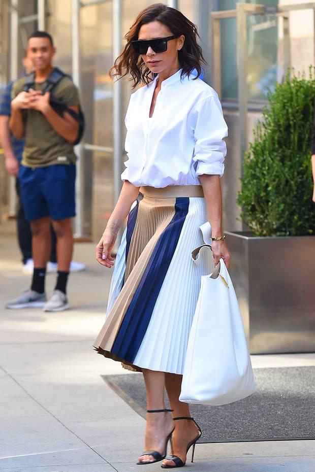 Victoria Beckham Ihre Sch Nsten Looks In Bildern S 79