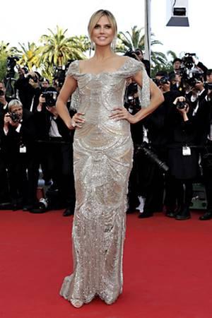 Cannes-Style - Heidi Klum
