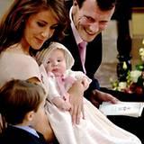 Freudige Spannung herrscht in der Kirche und bei der Prinzenfamilie.