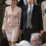 Die norwegische Prinzessin Märtha Louise und ihr Mann Ari Behn fehlen ebenfalls nicht.