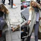 Stolpern - Kate Moss