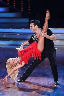 Let's Dance Finale: Marc Terenzi und Sarah Latton