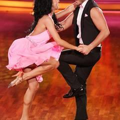 Let's Dance Finale: Ardian Bujupi und Katja Kalugina
