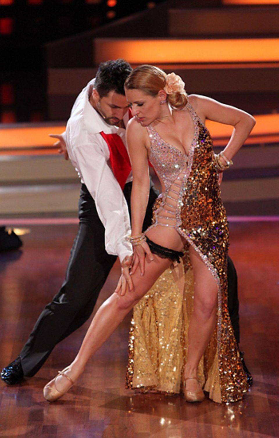 Let's Dance Finale: Stefanie Hertel und Sergiy Plyuta