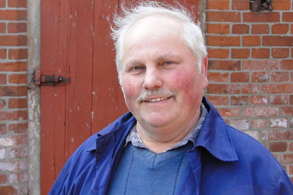 Bauer sucht Frau: Der einsame Wendländer Dieter (60) lebt alleine auf seinem Hof in Niedersachsen.