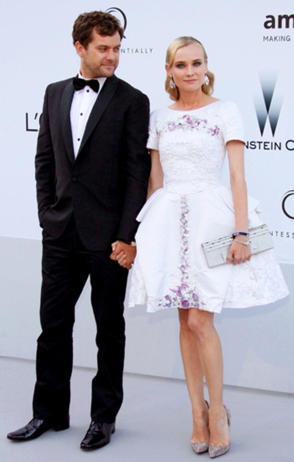 amfAR Cannes: Joshua Jackson und Diane Kruger