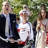 Prinz William - Hockey