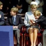Prinz William - Familie
