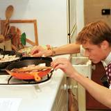 Prinz William - Kochen