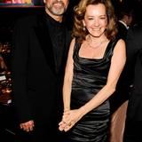 White Tie & Tiara Ball 2012: George Michael und Caroline Scheufele