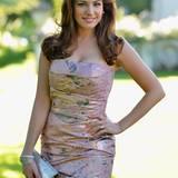 White Tie & Tiara Ball 2012: Kelly Brook