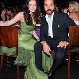 White Tie & Tiara Ball 2012: Lara Pulver und Jeremy Piven