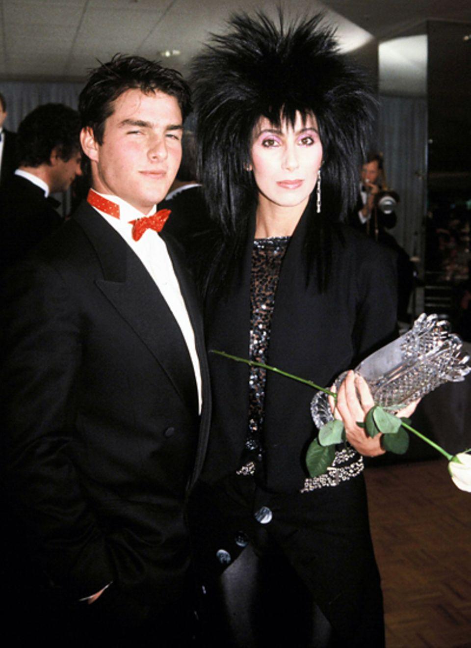 Tom Cruise und Cher