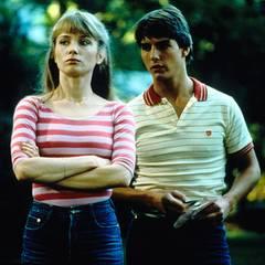 """Tom Cruise und Rebecca DeMornay in """"Risky Business"""""""