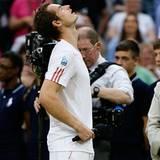 Der Schotte Andy Murray ist der erste britische Finalist seit 1938. Gegen den Schweizer Roger Federer hat er im Finale jedoch ke