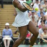 Die Amerikanerin Serena Williams ist Favoritin des Turniers. Deshalb setzt sich die vierfache Wimbledon-Gewinnerin auch gegen di